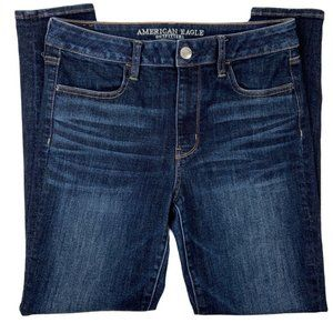 American Eagle Outfitters Womens Hi Rise Jegging
